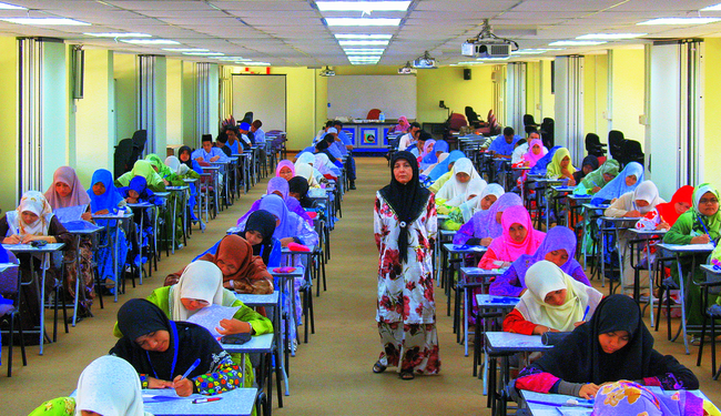 Assessment in progress in Malaysia, Mahani Mohamad